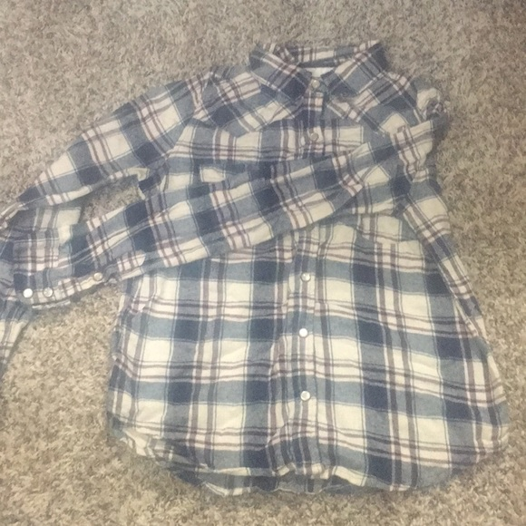 Forever 21 Tops - Forever 21 small flannel